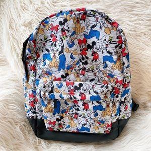 Disney Backpack - Fab 5 - Classic Characters
